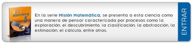 Misión Matemática 5