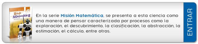 Misión Matemática 6