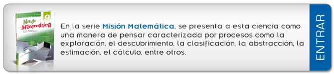 Misión Matemática 9