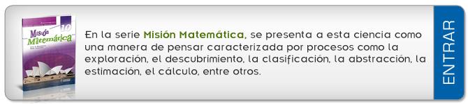 Misión Matemática 10